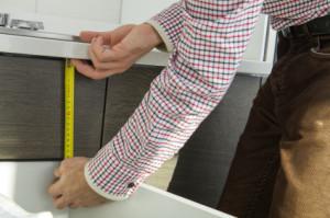 Einbaukühlschrank einbauen