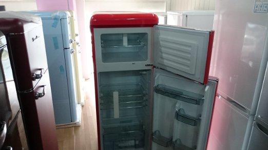 Retro Kühlschrank Pkm : Five cents g w kühlschrank test
