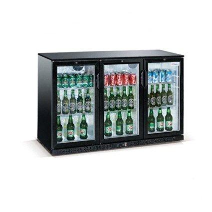 Gastro-Großküchen-Geräte Getränkekühlschrank 330 L