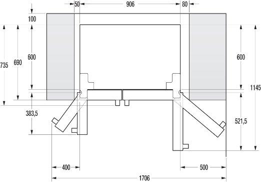 gorenje nrs9181cxb kühlschrank test 2017 ~ Kühlschrank Eiswürfelspender