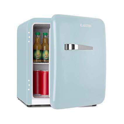 Klarstein Audrey Mini Retro-Kühlschrank