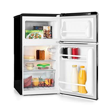 Klarstein Monroe Retro Mini-Kühlschrank
