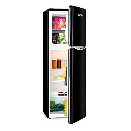 Klarstein Monroe XL Black Kühlschrank