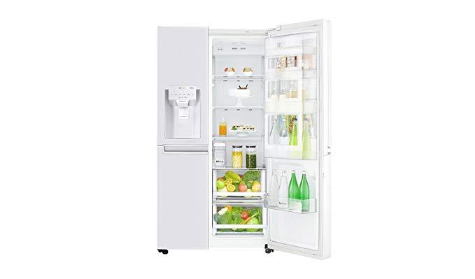 Side By Side Kühlschrank Lg Test : Lg gsj swxz kühlschrank test
