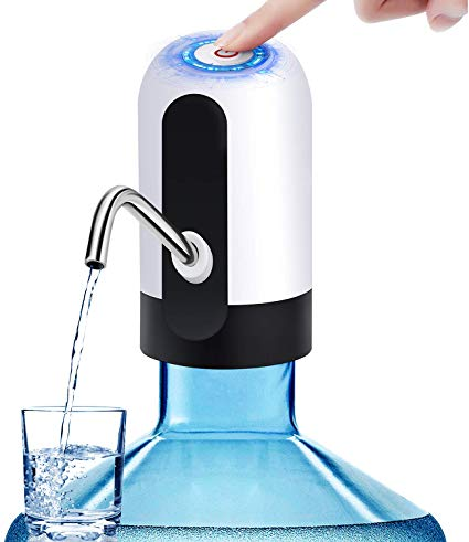 Honoson Wasserflasche Pumpe USB