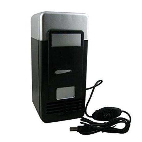 Itian USB-Mini-Kühlschrank schwarz